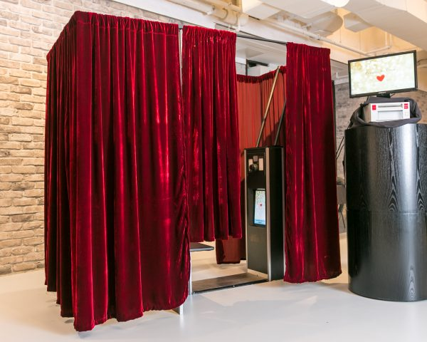 Photo Booth + Video Booth Rentals