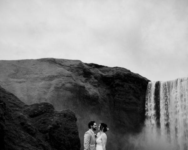 Ash & Sam Iceland Elopement