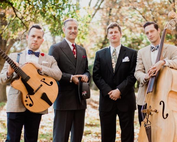 The Vance Camisa Quartet