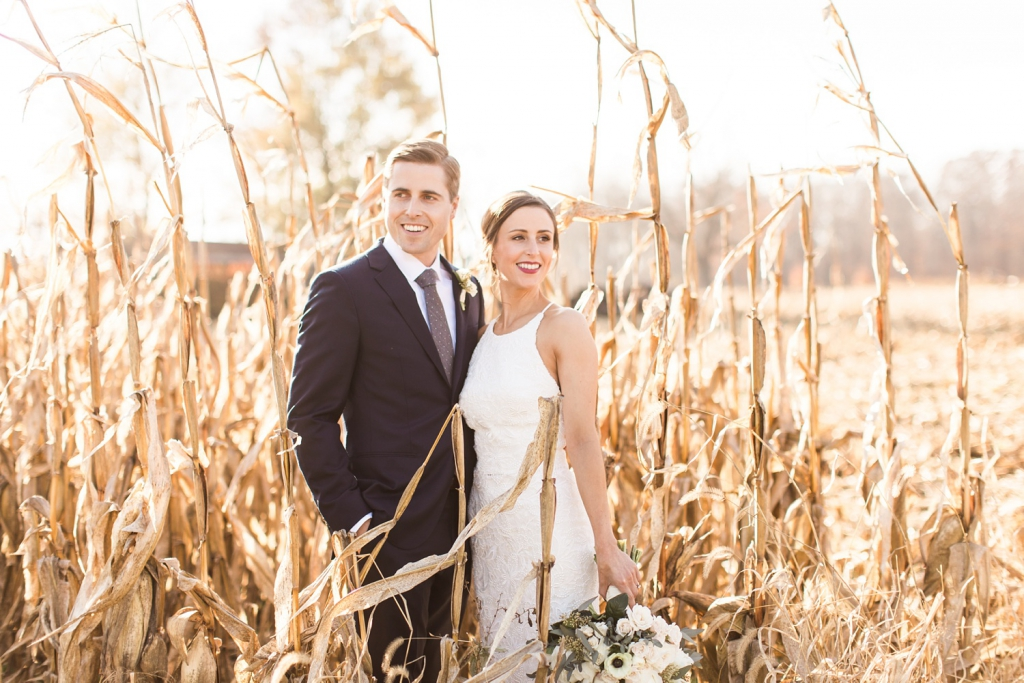Elegant Farmhouse Estate Wedding at Brandywine Manor House