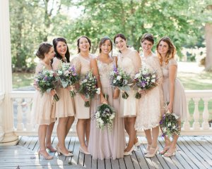 Boho Wedding at Glen Foerd on the Delaware