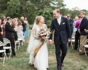 Pearl S. Buck House Fall Wedding