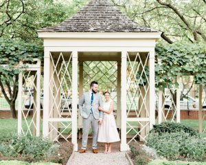 Intimate Old City Wedding with Immediate Family
