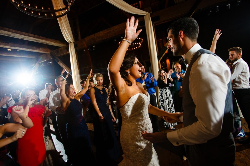 Green-Cappella Wedding at The Farm on Eagles Ridge