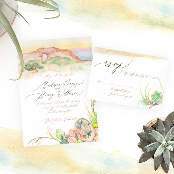 western_wedding_invitation
