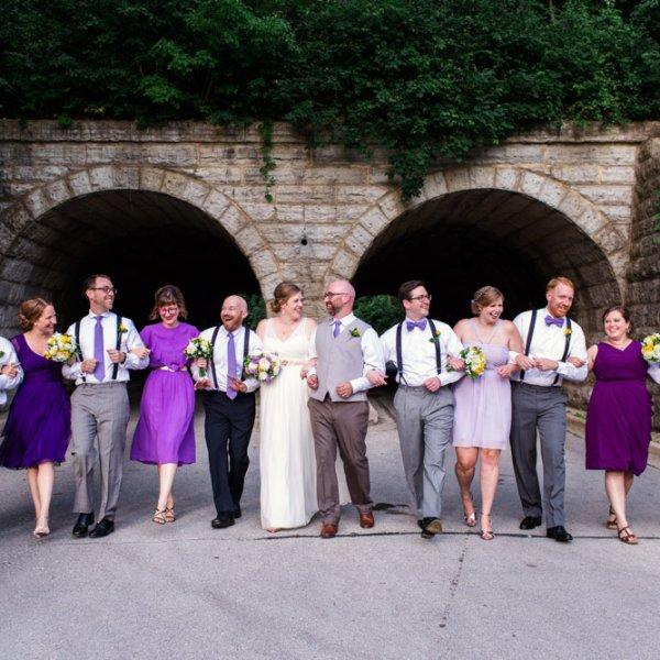 Wisconsin-wedding-party