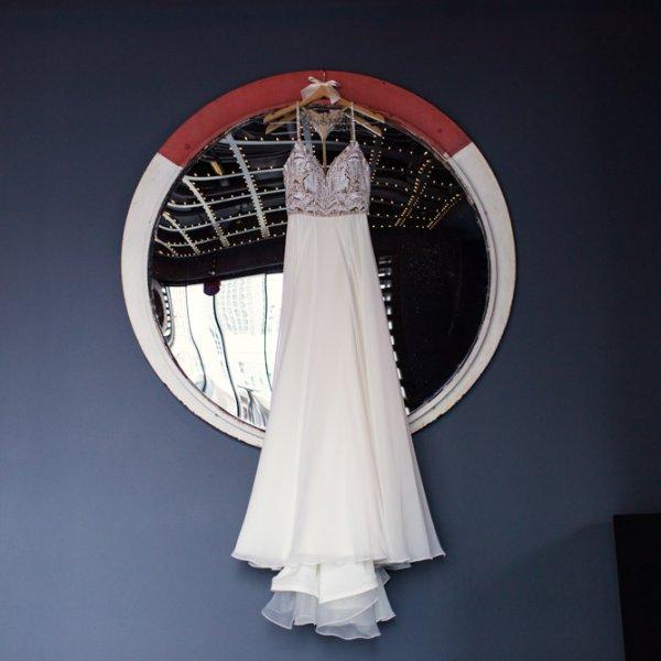 cerise-dress