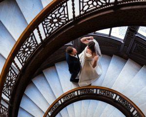 Amanda & Rob's Classic Downtown Chicago Wedding