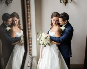 Tori & Chris's Aldie Mansion Wedding