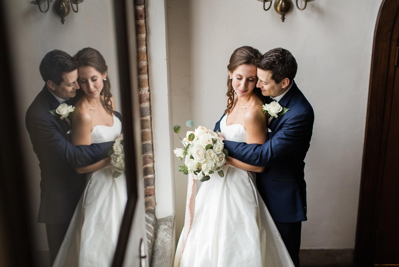 Tori & Chris's Aldie Mansion Wedding