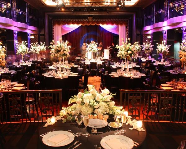 Edison Ballroom Wedding Venue Highlights