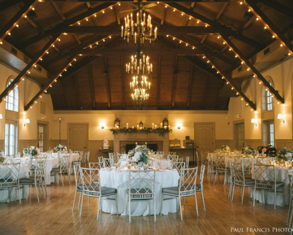 Old Field Club Wedding Venue Highlights
