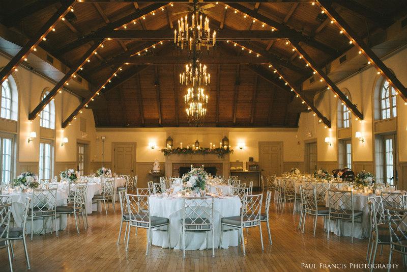 Old Field Club Wedding Venue Highlights