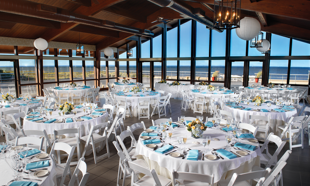 Pavilion at Sunken Meadow Wedding Highlights
