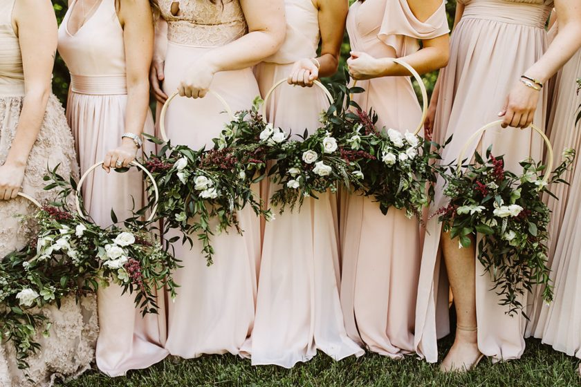 ETHEREAL & ENCHANTED PRIVATE TENTED WEDDING