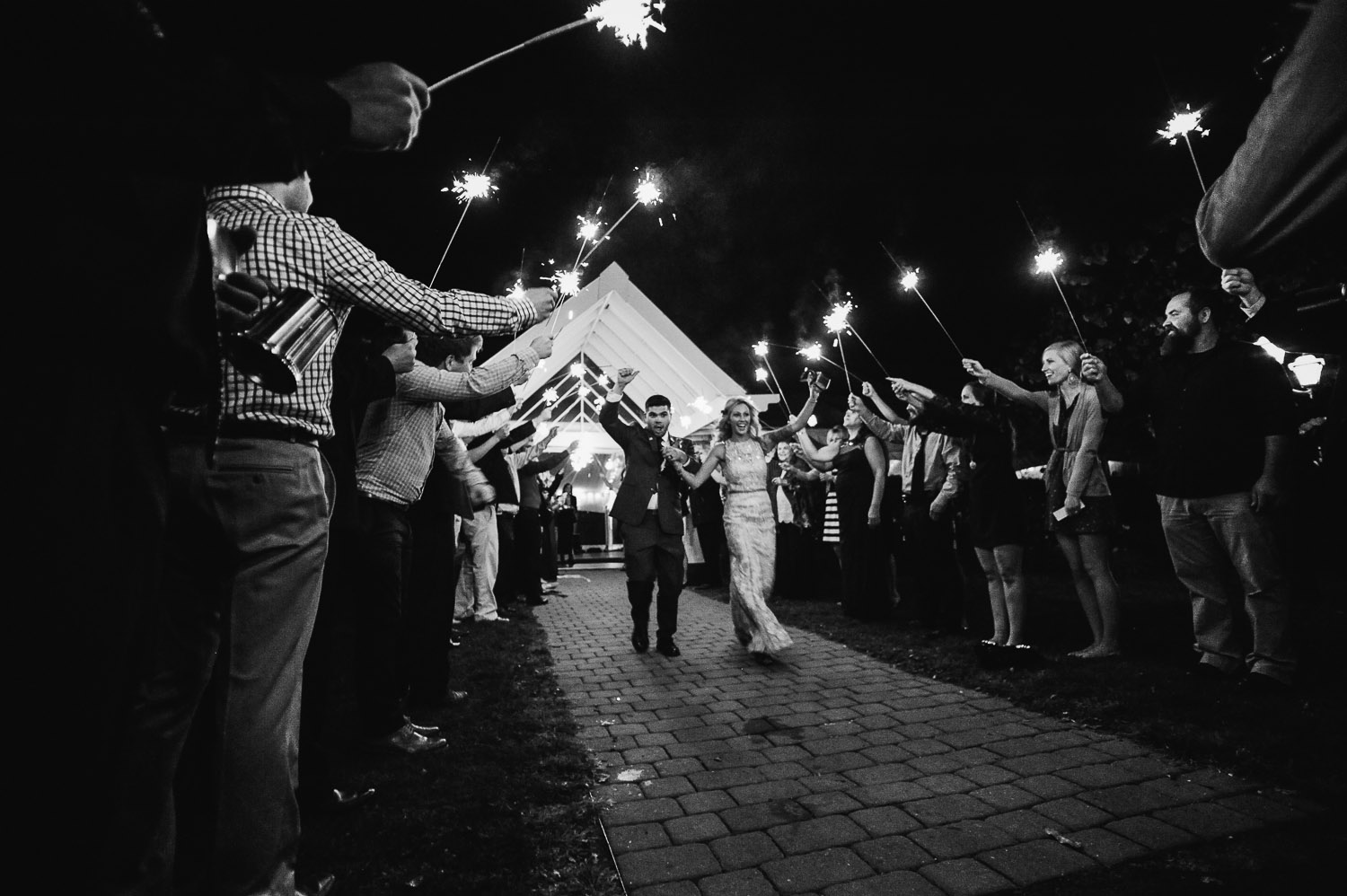 Pearl Buck House Wedding | Bethany and Jon