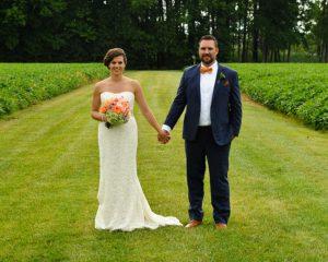 Sarah + Jaap | Huntingfield Creek Wedding