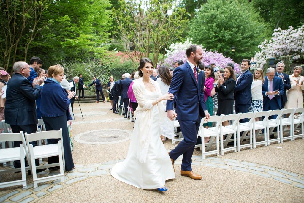 Jen & Tom | Winterthur Estate Wedding