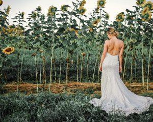 Amelia + Dylan | Rodale Institute Wedding