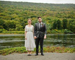Hannah + Kyle | Shawnee Inn Wedding