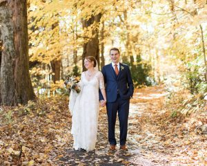 PARQUE AT HUNTING HILL MANSION FALL WEDDING