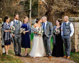 Megan + Jeremy | John James Audubon Center Wedding