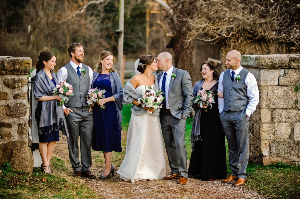 Megan + Jeremy | John James Audubon Center Wedding