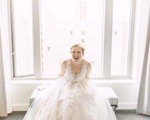 Erica + Jon Marc's Blushing College of Physicians Philadelphia Wedding