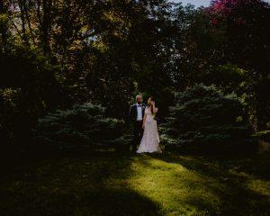 Cozy Wedding at Ridgeland Mansion