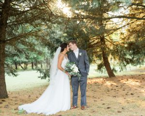 Fall Wedding at Ash Mill Farm