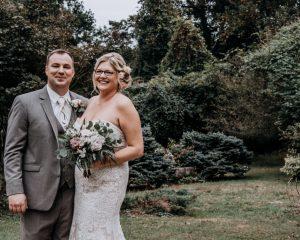 Summer Vintage Wedding at Ridgeland Mansion