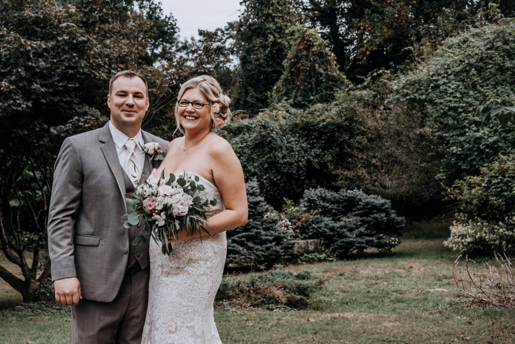 Summer Vintage Wedding at Ridgeland Mansion