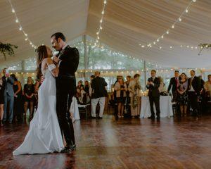 Yasmine & Sean // Lush Garden Wedding at Tyler Gardens