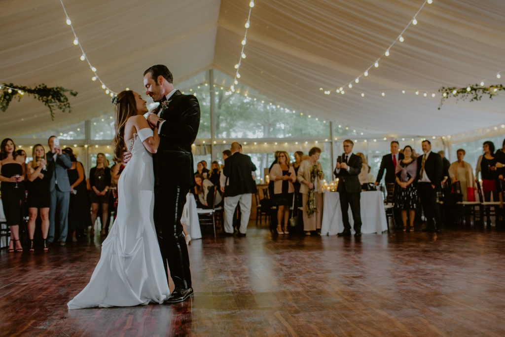 Yasmine & Sean // Lush Garden Wedding at Tyler Gardens
