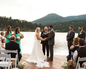 Ashleigh + Micah | Colorado Wedding
