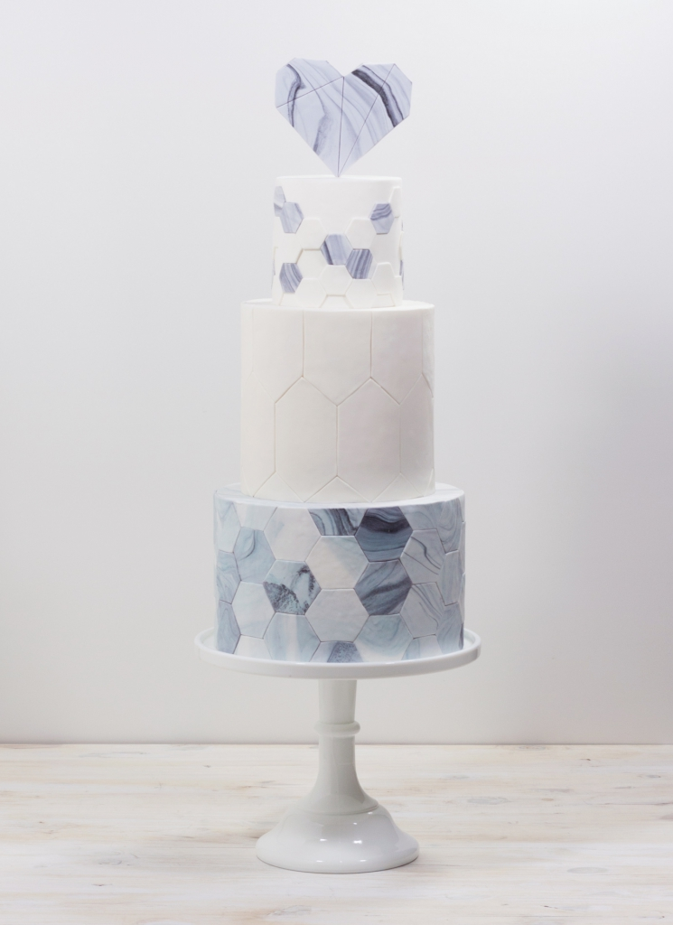 marble-hexagon-wedding-cake-whipped-bakeshop