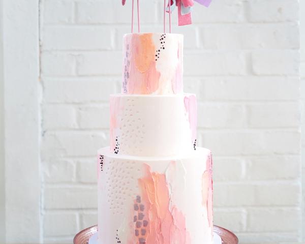 Whipped Bakeshop Wedding Cakes