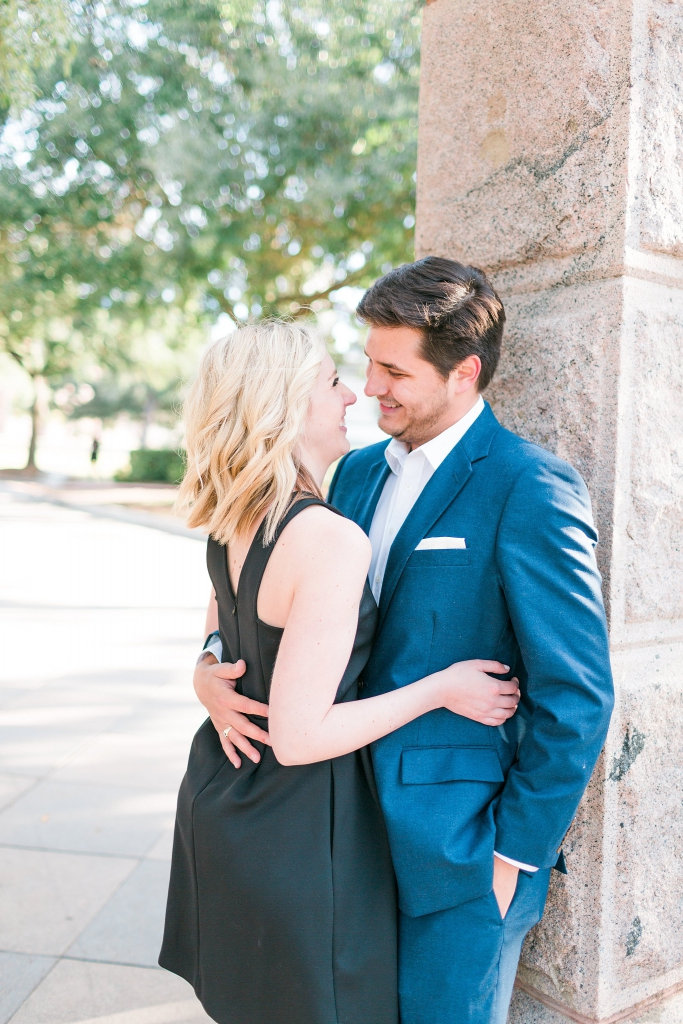 texas state capitol engagement photos