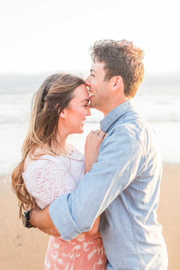 stinson beach engagement photos 15