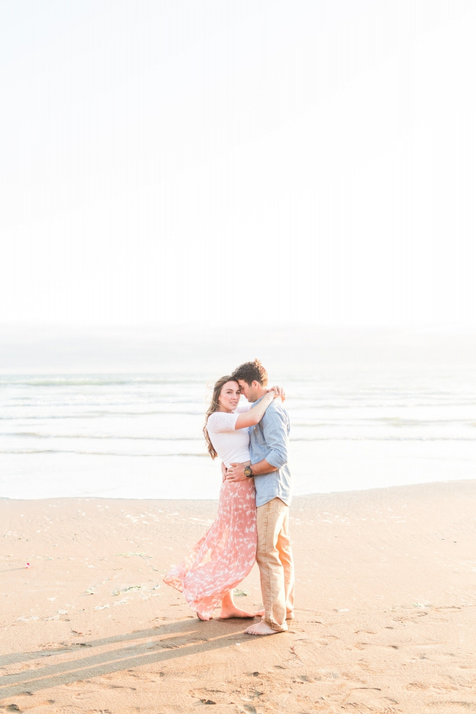 stinson beach engagement photos 5