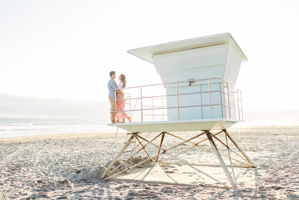stinson beach engagement photos 3