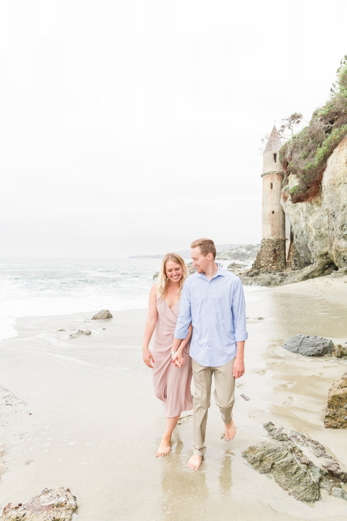 laguna beach engagement photos 15