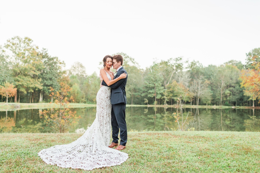 cedar post barn louisiana wedding 45