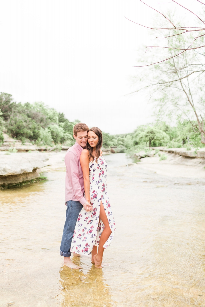 bull creek austin engagement photos 23