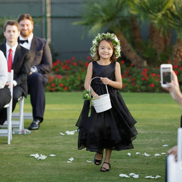 34_flower-girls-basket-floral-headband-wreath-ceremony-Newport-Beach-Country-Club-wedding-photo
