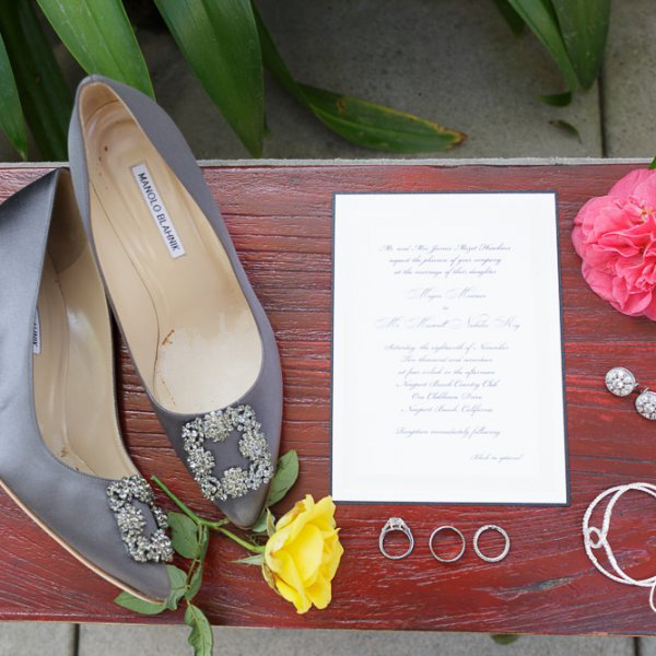 04_Manolo-Blanik-details-jewelry-shoes-Calligraffiti-invitation-Newport-Beach-Country-Club-wedding-photographer