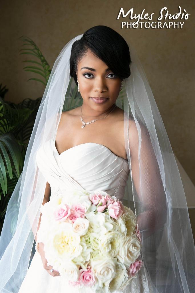 The Grand Hotel – Bridal Portrait