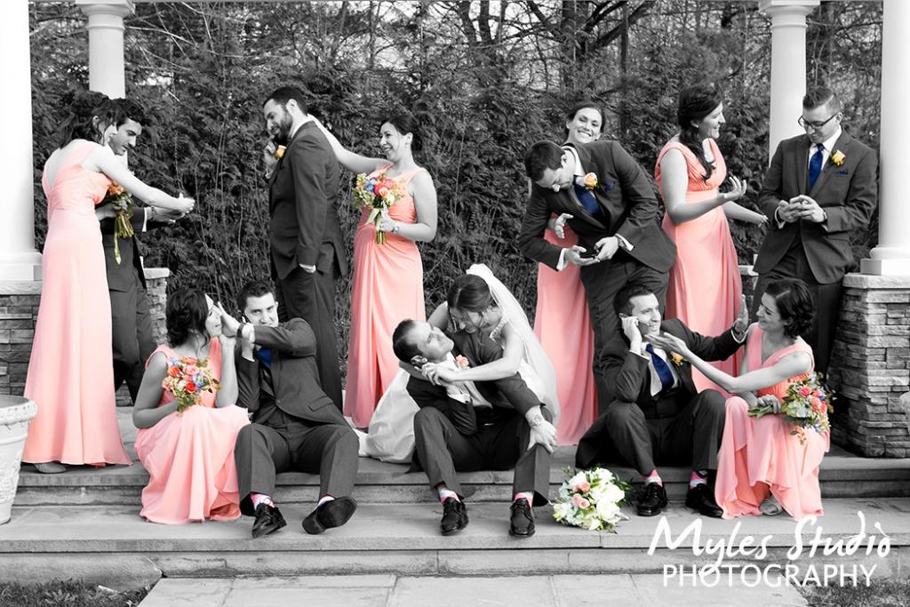 Wedding Party Photo – Myles Studio Photography