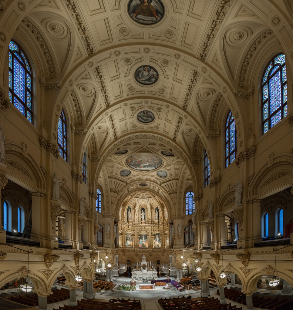 st francis xavier Church_Panorama