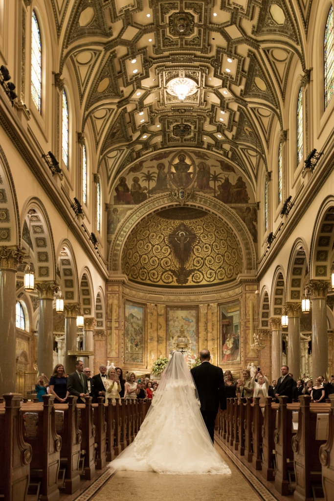 st ignatius loyola wedding park ave ny